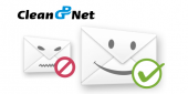 CleanNet - Mail 5-30 User inkl. 1 Jahr Subskription